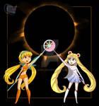Eclipse -Winx x Sailor Moon-