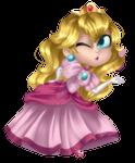 Peachy! by Vixi-PC