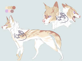 Canine Adopt auction ((CLOSED)) by CoughingFish