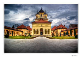 Alba-Iulia town 1 by elthudor
