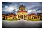 Alba-Iulia town 1