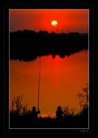 Fishing by elthudor