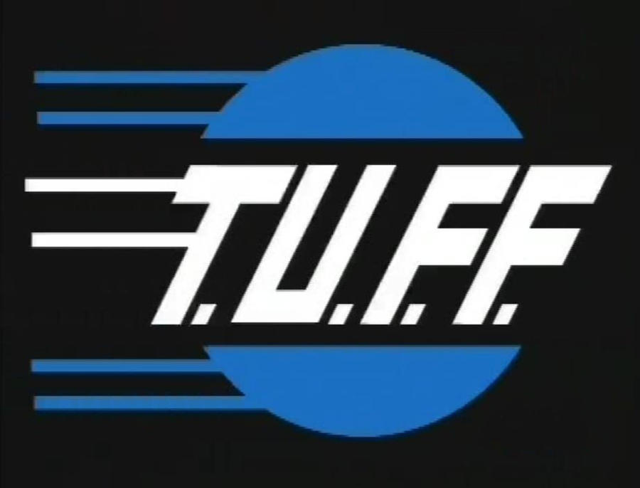 TUFF PUPPY: Vintage Logo