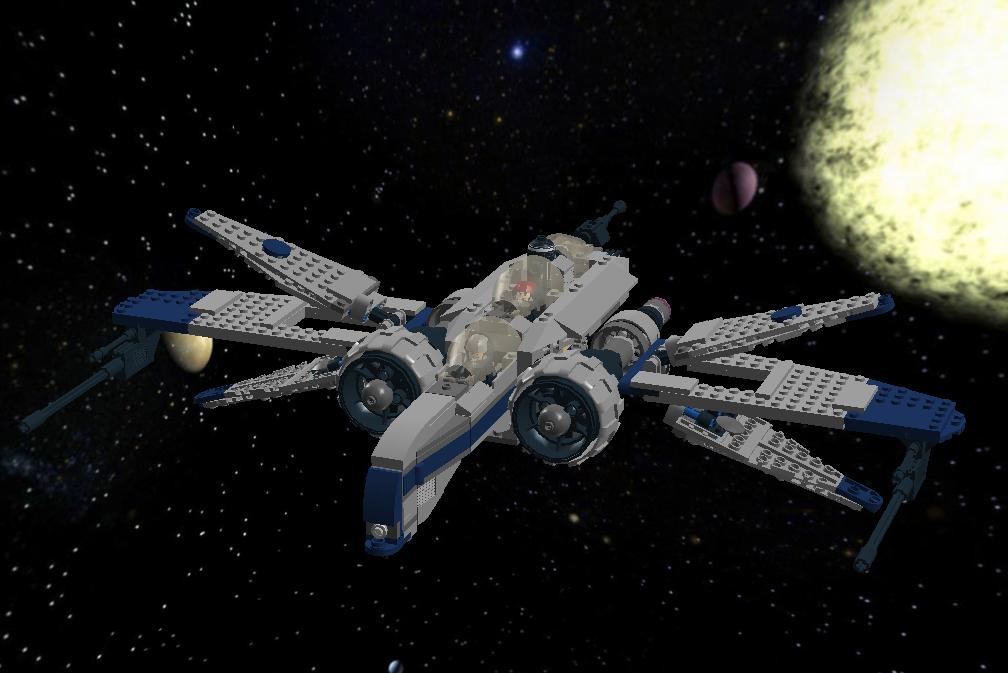 imperial arc 170 starfighter by aurik kal durin on deviantart. Black Bedroom Furniture Sets. Home Design Ideas