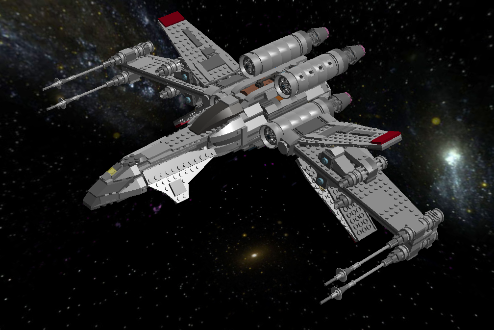 WIP - LEGO Star Wars FT-7b Clarion by Aryck-The-One
