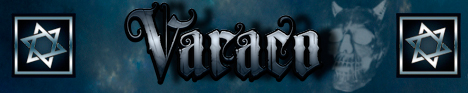 Varaco Skull Banner by Passiel