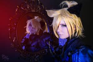 Kagamine Len - Lovelessxxx 2 by AsakuraIrma