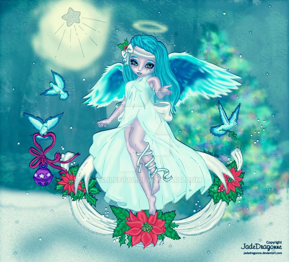 Christmas Angel by ashleet88