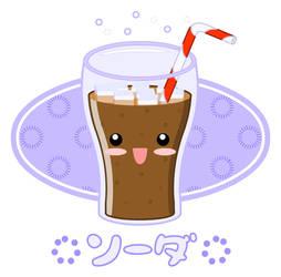 Kawaii Soda by The-8th-Sin