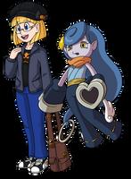 YW: Terra and Casanono