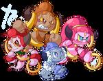 The Hoopa Quartet