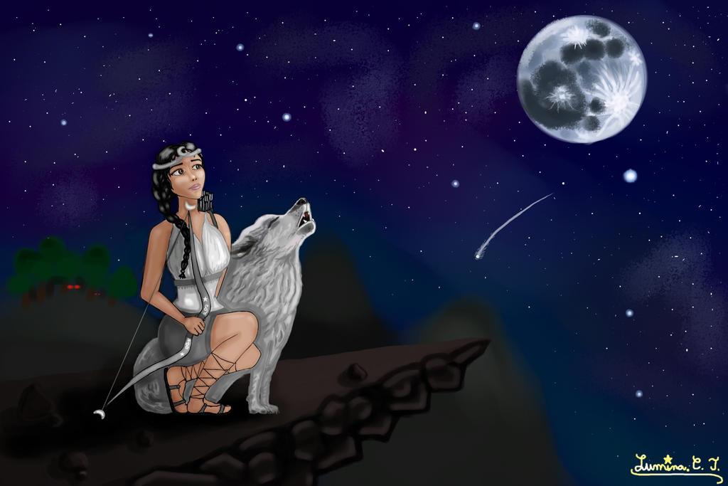 Artemis Cabin Hunters On Percy Jackson Nerds Deviantart