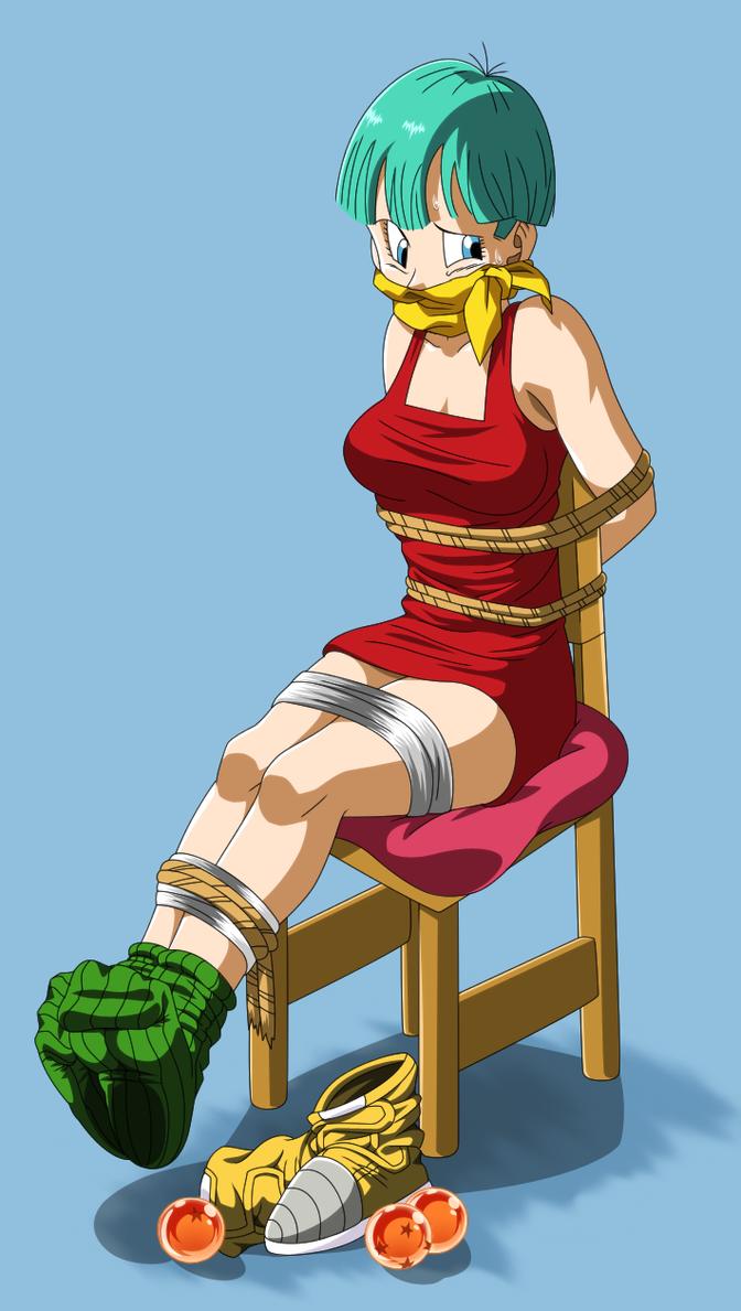 Commission - Dragon Ball by Ktu-lu