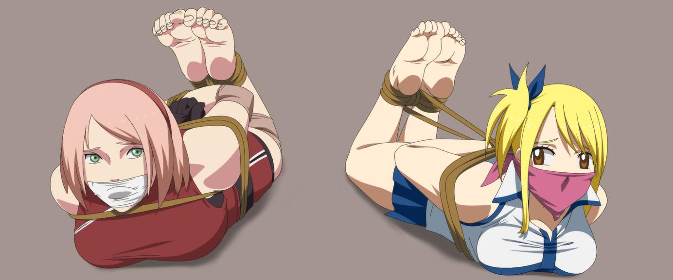 Anime Gurls by Ktu-lu