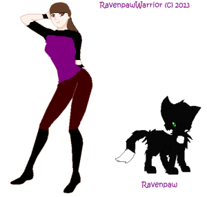 RavenpawWarrior's Profile Picture