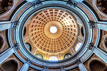 Dome in the Vatican