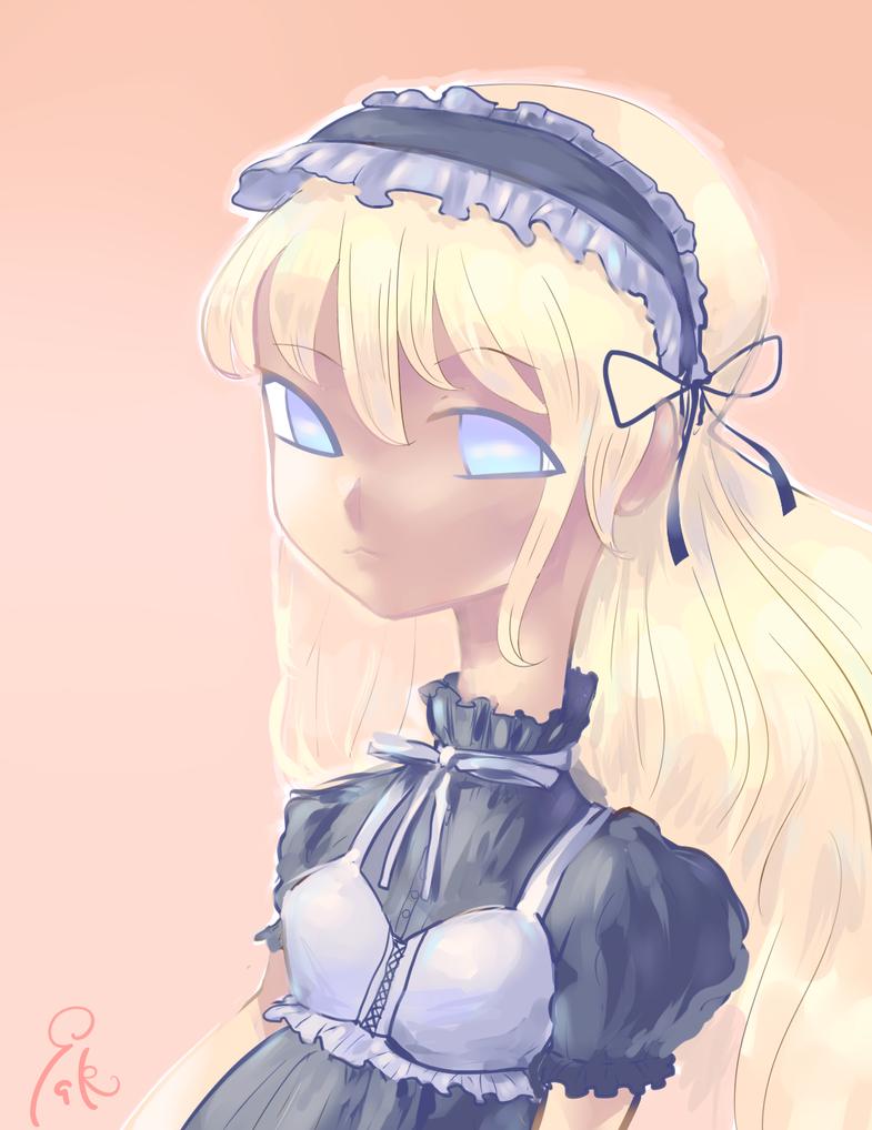 + - - - Doll - - - + by Vexkex