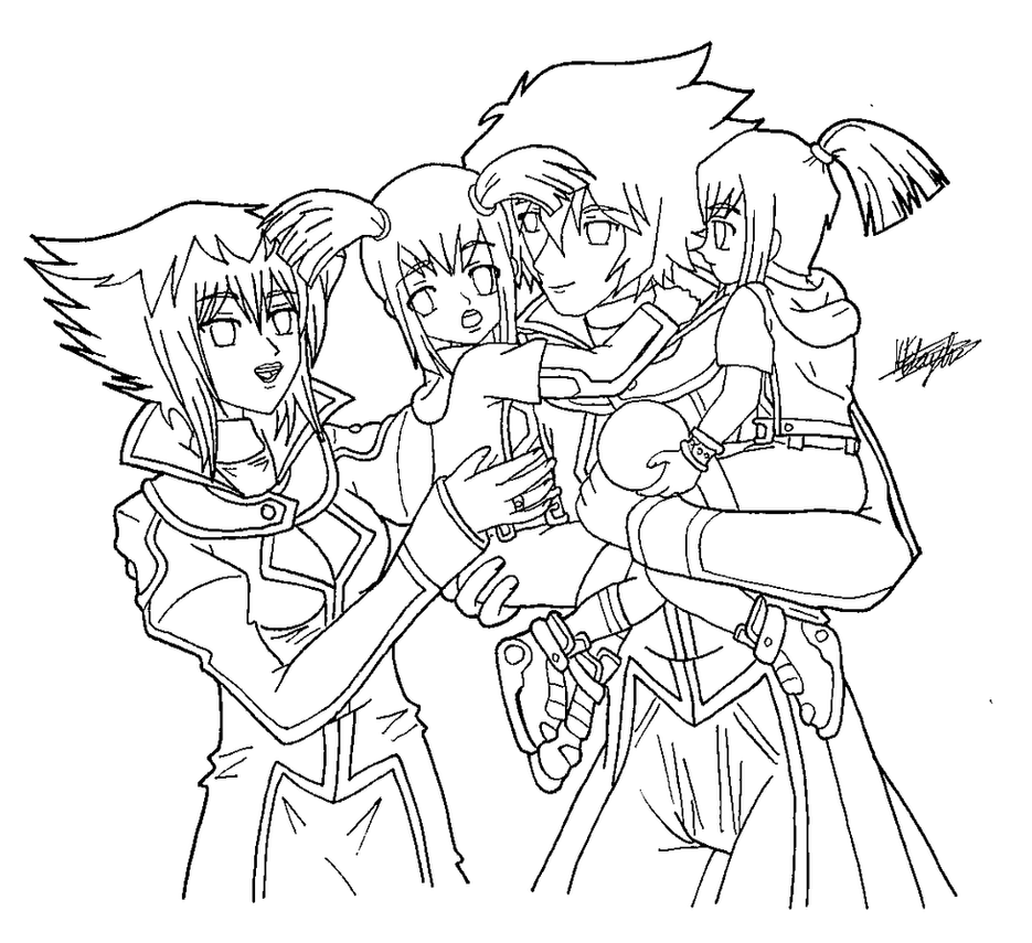 Spiritshipping Family - Family Time by FMAKHR102 on DeviantArt