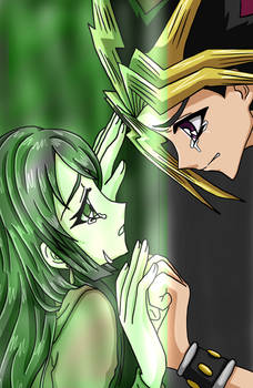 YuGiOh Season 4 - Yami x Ki - Don't Leave me Too