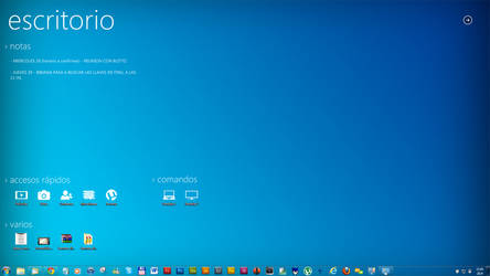 My Desktop Today