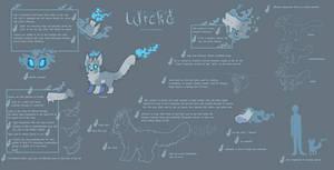 Wick'd Info Sheet - undergoing overhaul currently-