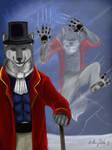 Inside the mind of a werewolf