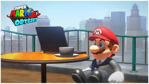 Super Mario Odyssey Screenshot #1
