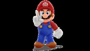 Mario Smash 64 Render by HugoSanchez2000