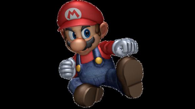 Super Smash Bros Ultimate: Mario