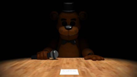 Animatronic Salvage: Freddy Fazbear