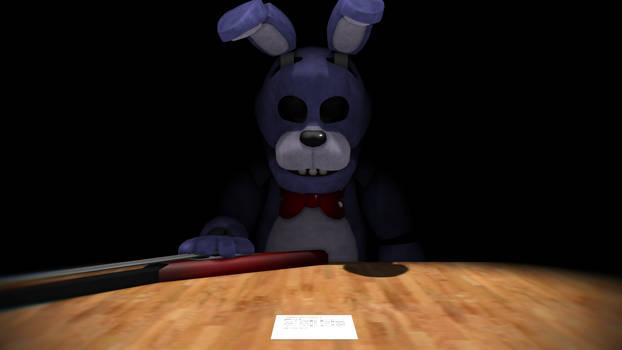 Animatronic Salvage: Bonnie