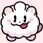 Cotton Candy Floofball