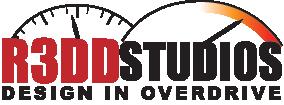 R3DDStudios Logo by RevoD