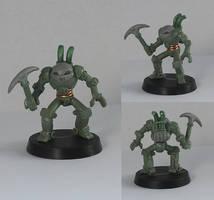 Servo-Bot 01