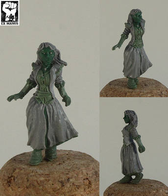 Fantasy Noble Woman