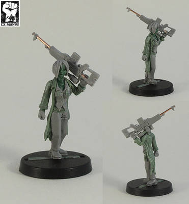 Karu - Professional Sniper