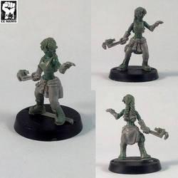 Nezumi - Field Mechanic