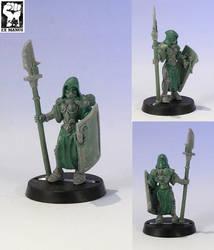 Chevaliere Crusader