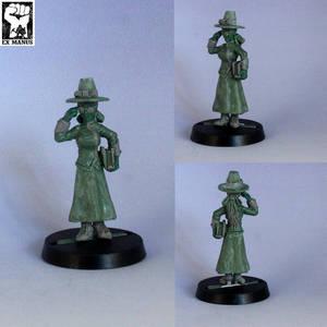 Wendy - Victorian Witch