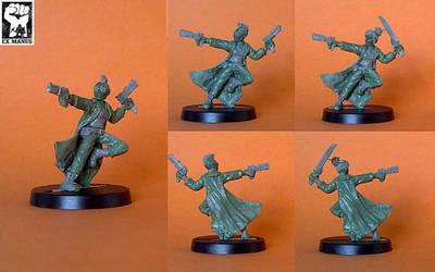 Undertaker Pistoleer by Pendix