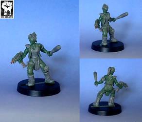 Battalion Private by Pendix