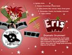 Eris Profile by hoppingicon