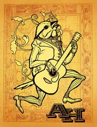 Sparrow Crooner
