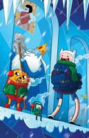 Hastings Exclusive Adventure Time by zacharyxbinks