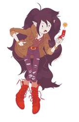 Marceline, Why Are You So Mean?