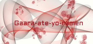 Gaara-ate-yo-ramen's Profile Picture