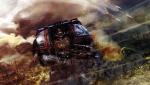 PSP Warhammer by Sinoobis