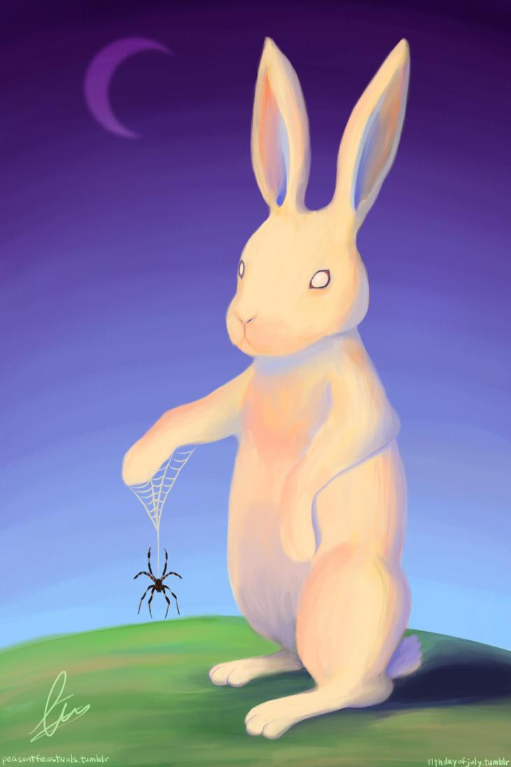 Spooky Bun by Baneling77