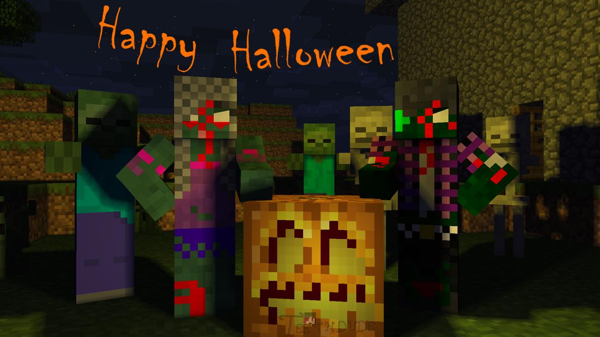 Happy Halloween! by Teethdude