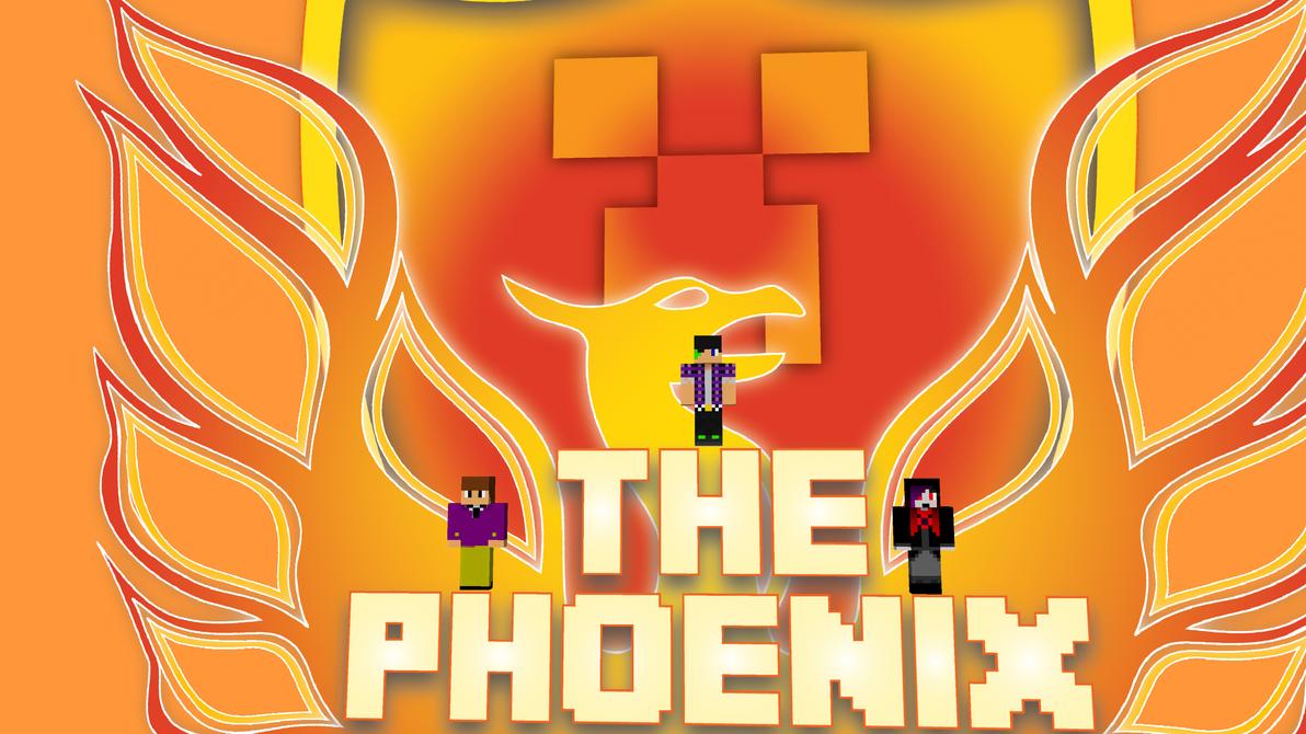 The Phoenix by Teethdude